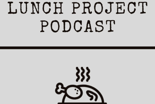 the sunday lunch podcast with ben aston