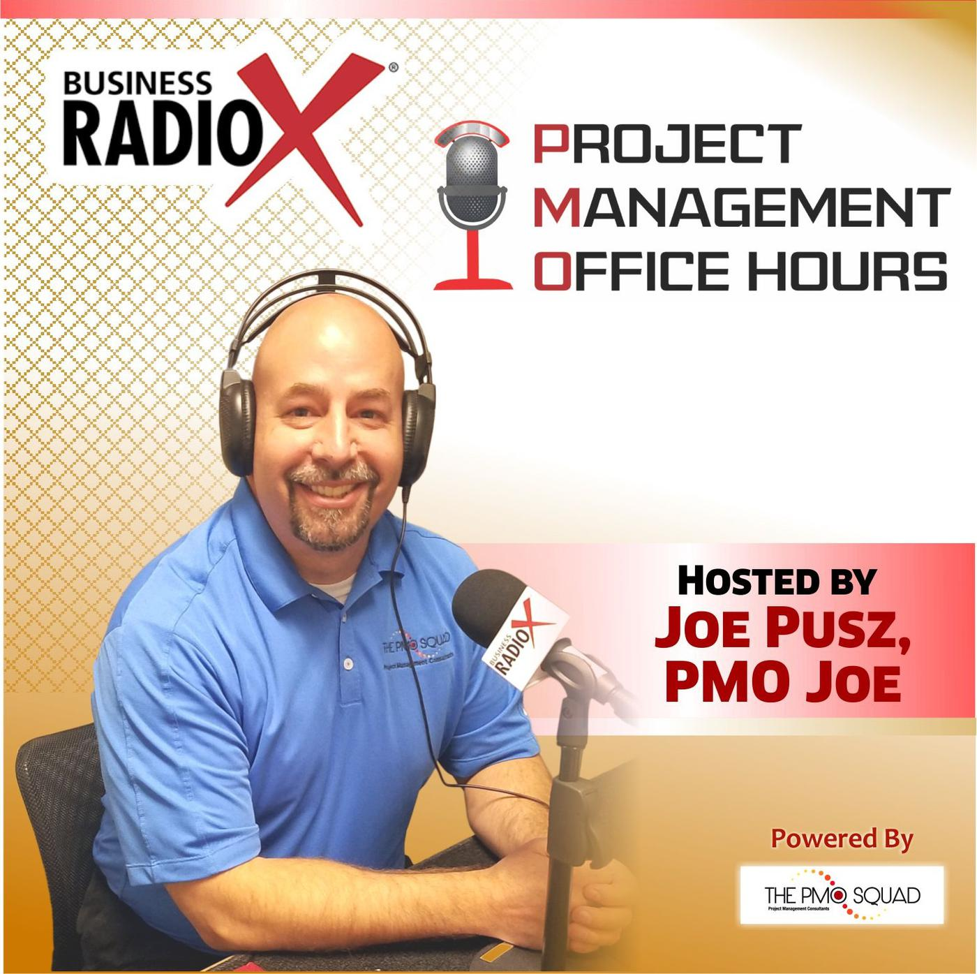 Business Radio X PMO Office Hours with Ben Aston